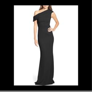 Katie May Layla black Gown 8 Nwot